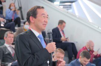 Глава Якутии рассказал о крупнейших транспортных проектах республики на ПМЭФ-2021