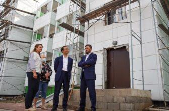 В посёлке Серебряный Бор Нерюнгринского района Якутии будут сданы в эксплуатацию три долгостроя