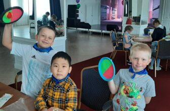 В городе Алдане Якутии началась летняя творческая смена «ЖДЯжки»