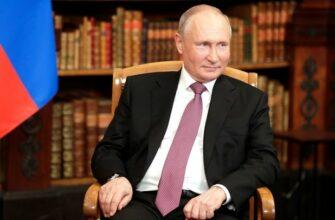 Путин поручил до 2026 года снизить риски столкнуться с бедностью для семей с детьми