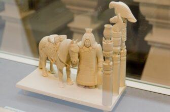 В Казани представлена выставка «УусуоннаИис»: декоративно-прикладное искусство народов Якутии»