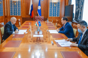 Якутия и Таджикистан обсудили вопросы, связанные с трудовой миграцией