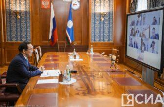 Глава Якутии: первоочередной задачей по борьбе с COVID-19 остаётся вакцинация населения