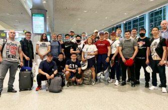 Якутские мадьыны отправились в Узбекистан на Кубок мира по мас-рестлингу