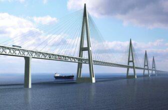 Якутия рассчитывает получить инфраструктурный кредит для строительства моста через Лену