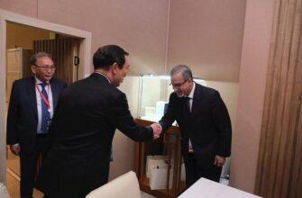 Посол Индии в России заинтересовался инвестициями в Якутию