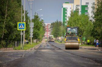 Глава Якутии потребовал не продолжать работу с недобросовестными строителями дорог в Нерюнгри