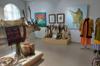В Якутском музее открылась юбилейная выставка Томпонского района