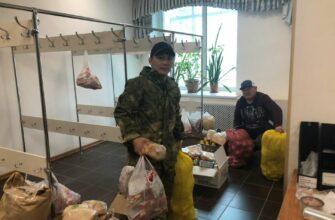 Нюрбинцы помогают жителям наслегов, где действуют лесные пожары