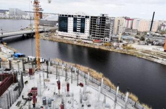 Завершен нулевой цикл возведения комплекса Госфилармонии и Арктического центра эпоса и искусств