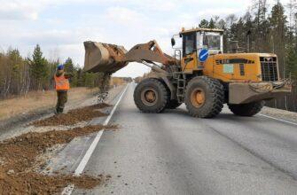 В Якутии обследовали 19 участков автодорог