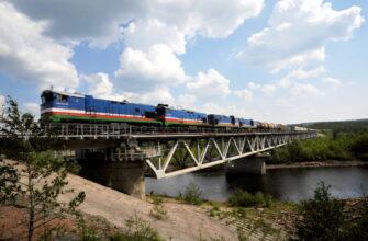 """Объем перевозки грузов по инфраструктуре """"Железных дорог Якутии"""" приблизился к 3 млн тонн"""