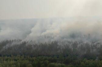МЧС Якутии: Перехода огня на населенные пункты в регионе не допущено