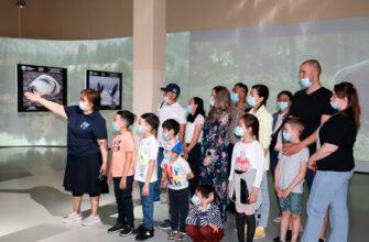 Сотрудники УФСИН Якутии со своими семьями посетили фотовыставку «Самая красивая страна»