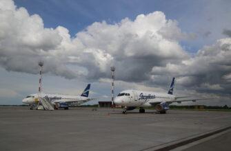 """В авиакомпании """"Якутия"""" рассказали о рейсах из аэропорта Хабаровска"""