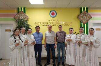Игорь Хатьков: «В Якутском онкодиспансере есть главное - хорошая база и хорошая команда»