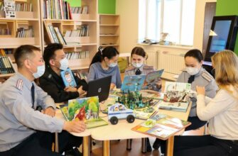 В Якутии осужденные подарят своим детям аудиосказки