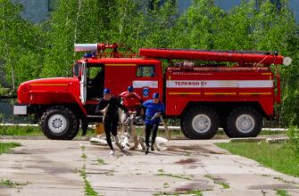 В Якутске завершились республиканские соревнования  по пожарно-спасательному спорту