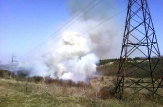 В вилюйской группе районов Якутии энергетики ввели в работу ЛЭП, повреждённую природным пожаром