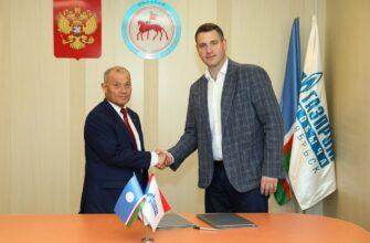 «Газпром добыча Ноябрьск» и администрация Витима заключили соглашение о сотрудничестве