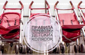 """В авиакомпании """"Якутия"""" рассказали о правилах перевозки детских колясок"""