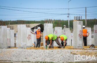 Самую большую школу в Усть-Алданском районе Якутии построят к концу 2022 года