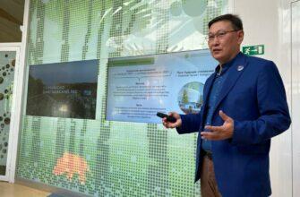 Владимир Егоров: Парк будущих поколений Якутии станет школой развития личности