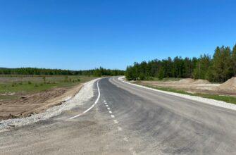 """Первый зампред правительства Якутии проверил ход ремонтных работ на автодороге """"Нам"""""""