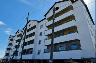 В Амгинском районе проверили ход строительства многоквартирных жилых домов