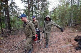 Продолжается поэтапное увеличение группировки сил и средств для борьбы с лесными пожарами