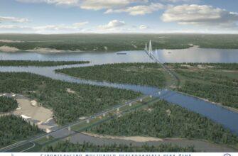 В Якутии выдали разрешение на строительство Ленского моста