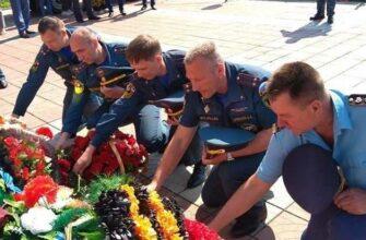 В день начала Великой Отечественной войны в Якутии почтили память погибших