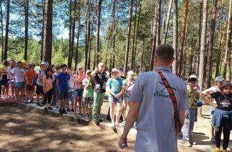 """В Ленском районе Якутии детская оздоровительная база """"Алмаз"""" открыла двери для отдыхающих"""