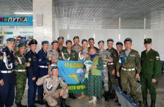 Председатель Комитета солдатских матерей посетила более 50 воинских частей, где служат якутяне