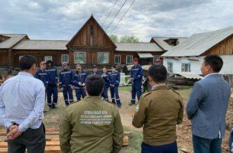 Александр Сусоев: Студенческие строительные отряды приступили к подготовке к Играм Манчаары