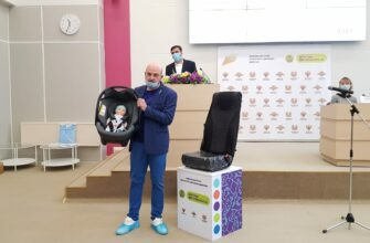 «Детство без опасности». В Якутске родителей будут обучать правилам перевозки детей в автомобиле