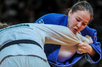 Якутянка Нюргуяна Никифорова дебютирует на чемпионате мира по дзюдо