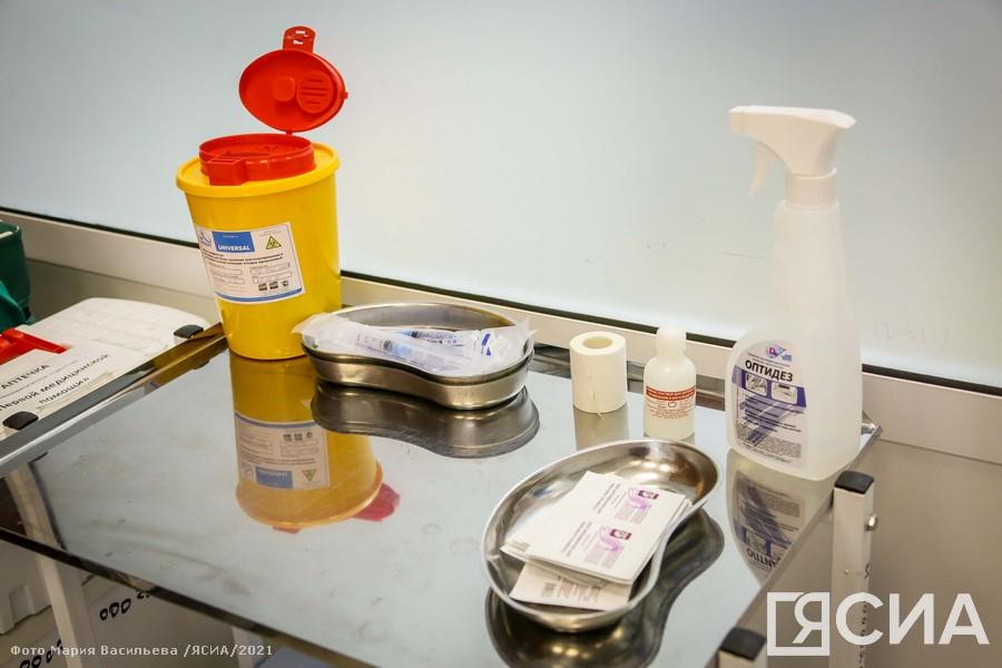 Оперштаб Якутии: Адреса для получения вакцины в Якутске на 14 июня