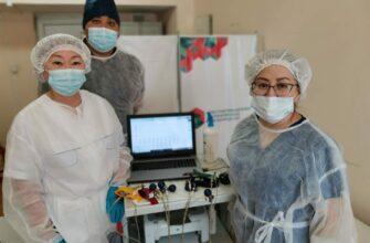 В Республиканской клинической больнице №3 Якутии отказались от бумажной электрокардиограммы