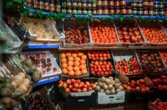 «Овощник» заплатит штраф за обслуживание без маски