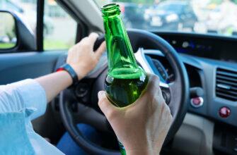 Госдума ужесточает наказание за неоднократное вождение в пьяном виде