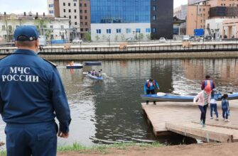 В Якутии проходит месячник безопасности людей на водных объектах