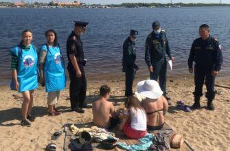 В Якутии с детьми поговорили о безопасности на воде