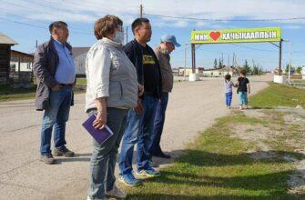 Качикатский наслег - в тройке лидеров по темпам вакцинации в Хангаласском улусе Якутии