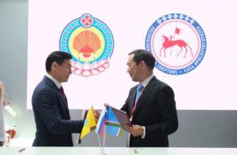 Якутия и Калмыкия подписали соглашение о сотрудничестве