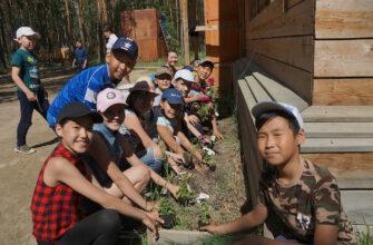 В детских летних лагерях Якутии будут организованы «Школы здоровья»