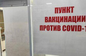 График работы пунктов вакцинации в Якутске на 15 июня