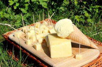 В России стала обязательной маркировка сыров и мороженого