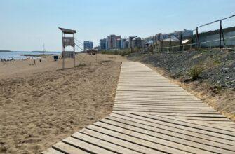 Пляж в Якутске откроется в случае смягчения ограничительных мер