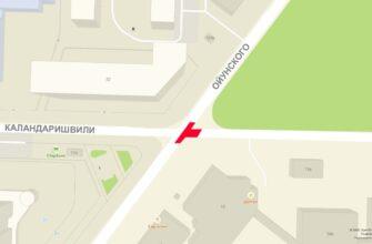 В Якутске частично ограничат движение на перекрёстке Ойунского-Каландаришвили